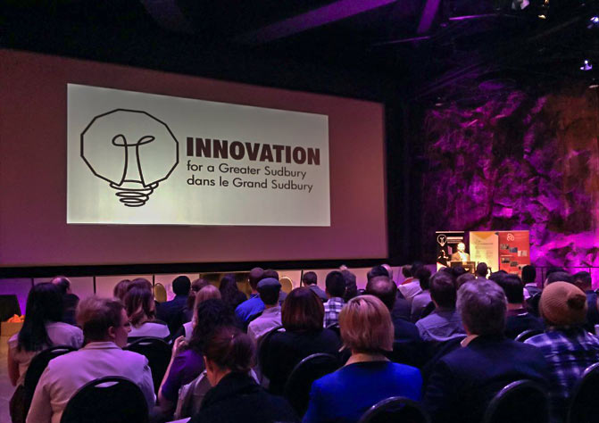 Innovation for a Greater Sudbury